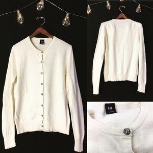 GAP Long Sleeve Button Down Cardigan *beautiful*